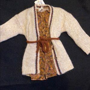 Babe & Tess Sweater / Long Sleeve Set